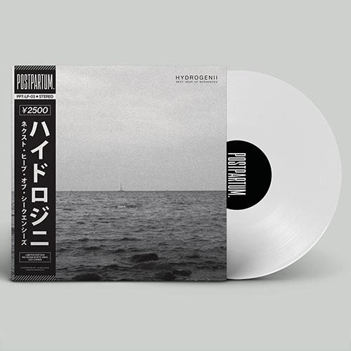 Hydrogenii - Next Heap Of Sequences   Hip-Hop Instrumental Vinyl   White Vinyl