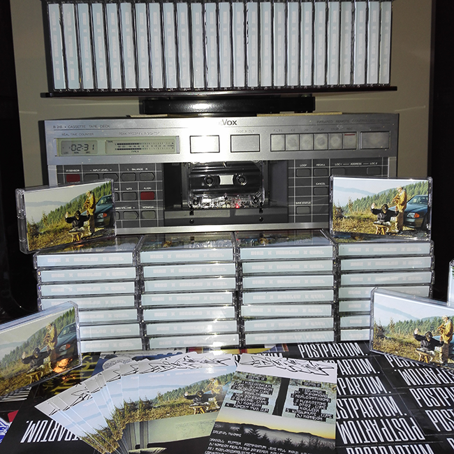 Cassette Duplication with Revox Tapedecks in Germany (Europe)