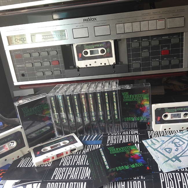 Tape Duplication for SCHREMSN with Revox Tapedeck in Germany / Europe