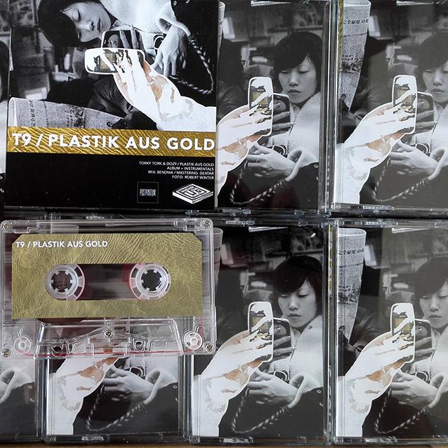 Cassette Duplication for T9